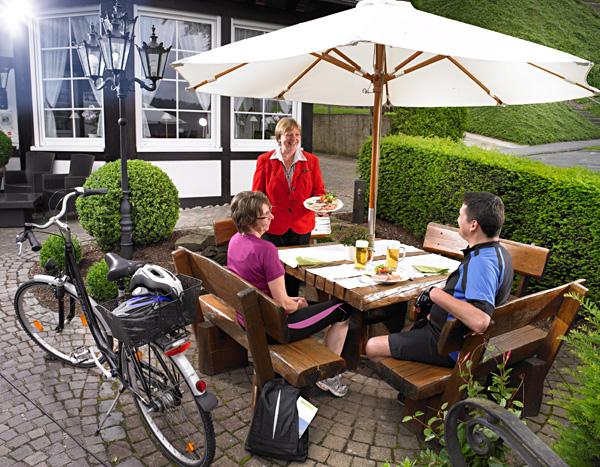 Biker- & Radlerpauschale