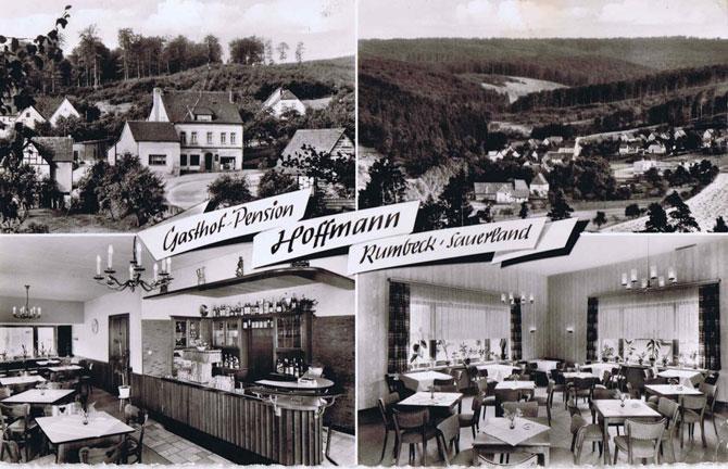 Postkarte Hoffmann